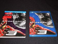 Spider-Man 3 (Blu-ray Disc, 2012, Includes Digital Copy UltraViolet)