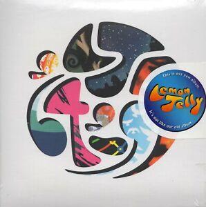 Lemon-Jelly-64-95-2005-CD-New-amp-Sealed