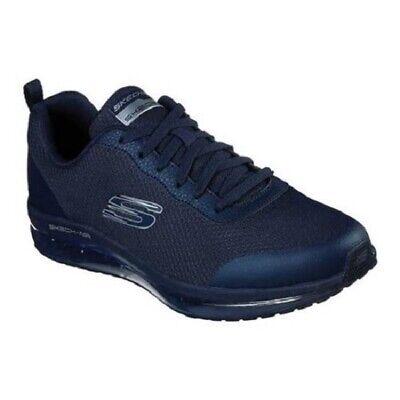 Uomo Skechers Skech Air Element Reyford 52579 Navy Navy Sneaker Nuovo   eBay