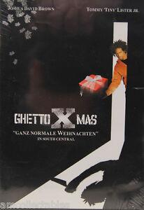 DVD - Ghetto X Mas - Completa Normale Natale - Nuovo/Originale