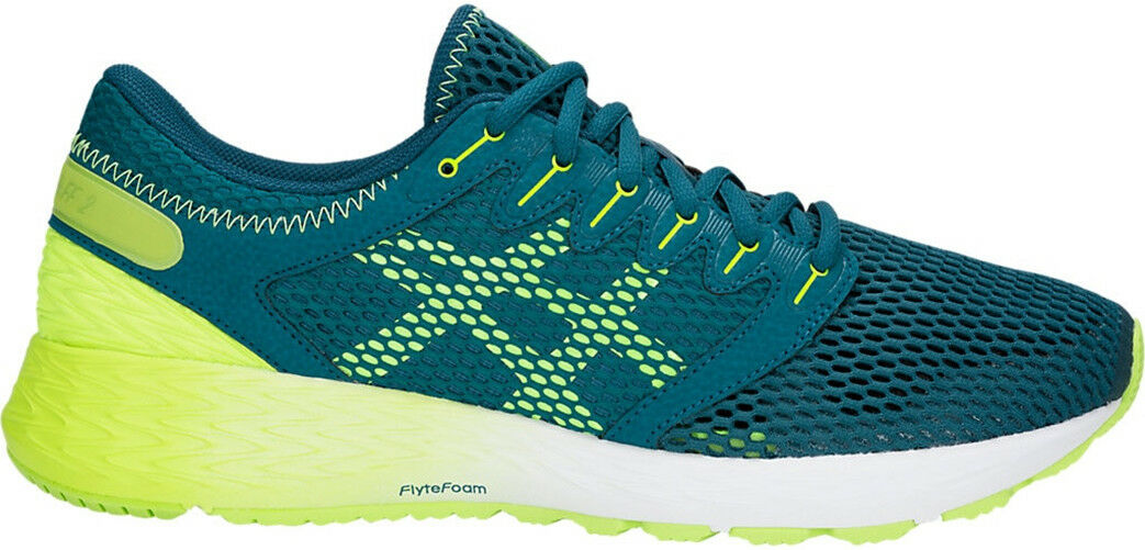 Asics Roadhawk FF Mens Running shoes - Green