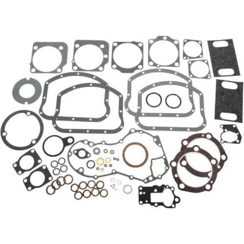 """New Complete Panhead Engine Motor Gasket Set for 1955-1965 74/"""" Harley 17028-48"""
