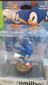 NEUF NEW SEALED Nintendo Super Smash Bros AMIIBO 26 Sonic