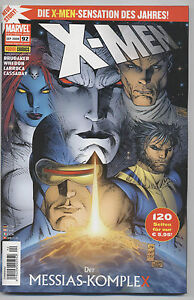 X-MEN-deutsch-92-MESSIAS-KOMPLEX-PANINI-COMICS-2008-TOP