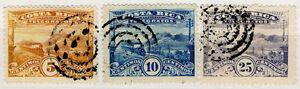 I-B-Costa-Rica-Telegraphs-Railway-Series-Collection-1907