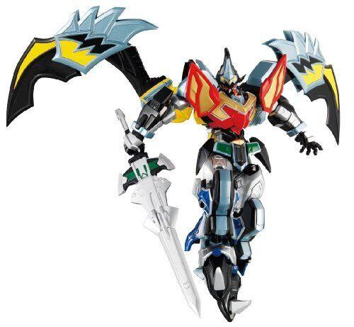 NEW Super Robot Chogokin Mahou Sentai Magiranger MAGI KING Action Figure BANDAI