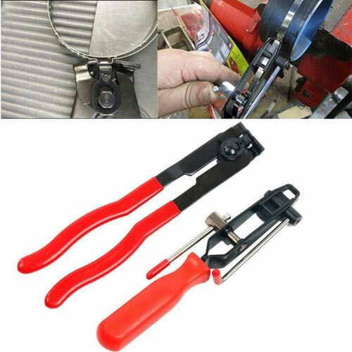 2Pcs CV Joint Boot Clamp Pliers Set Car Banding Tools Kit Set Professional L9G8