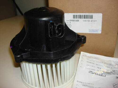 91 to 94 saturn s series factory new blower motor w//ac