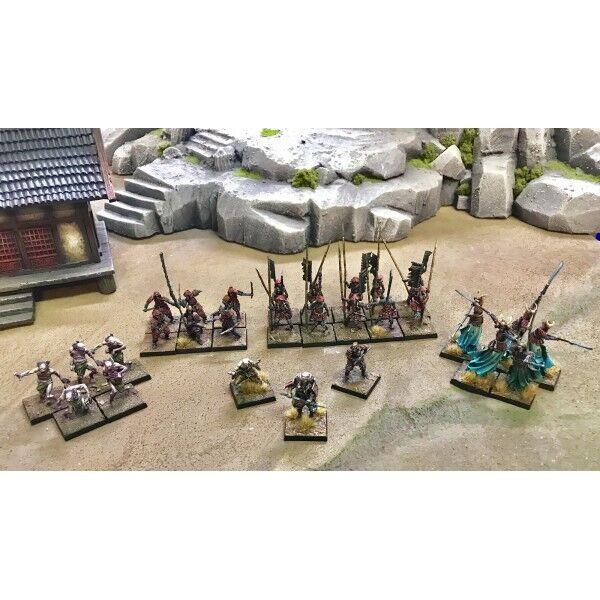 Kensei Army Box Undead Zenit miniatures new
