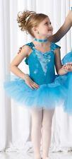 Shine Dance Costume Princess Ballet Tutu Ice Skating Tap Clearance Child Large