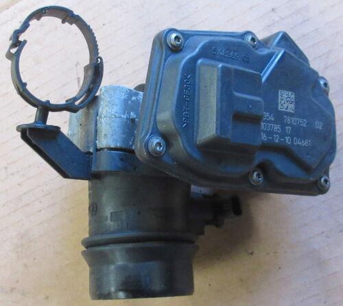Genuine Used MINI Throttle Body for Diesel N47N R56 R55 R57 LCI R58 R59 7810752