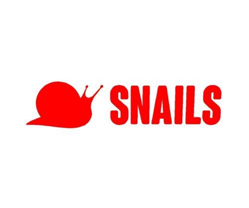 SNAILS EDM DJ Logo Vinyl Decal Car Window Laptop Sticker
