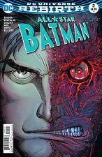 ALL STAR BATMAN #2, New, First print, DC REBIRTH (2016)