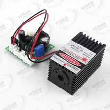 30-50mW 532nm Green Dot Laser Diode Module DC/AC 12V TTL 0-5V Stage Lighting