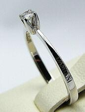 Anello Solitario Damiani 20039930 diamante ring WEDDING diamond 0,13 kt PROPOSTA