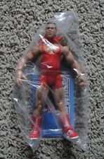 WWE KURT ANGLE MAIL AWAY PROMO FIGURE WITH MEDALS RARE JAKKS WWF TNA