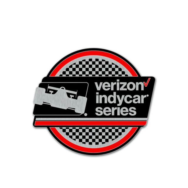 Verizon INDYCAR Series Collector Pin Indy 500 IRL New