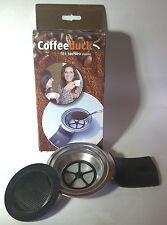 Porte dosettes de café à remplir Coffeeduck pour Philips Senseo Espresso Classic