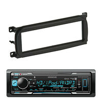 Kenwood Stereo Receiver, Bluetooth, Hd Radio, Pandora, With Metra Dash Kit on sale
