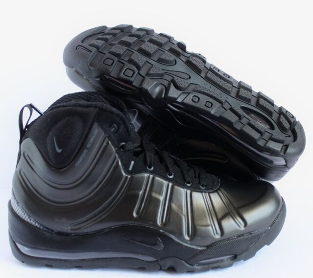 f5eaa69336ed6 Nike Air Bakin Posite Black Anthracite 618056-001 Men s Size 8.5 for ...