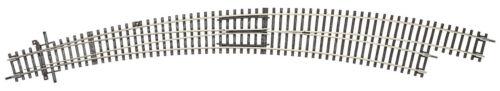 Bogenweiche rechts BWr9//10 Neuware Roco H0 42477