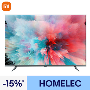 Xiaomi Mi LED TV 4S 55'' L55M5-5ARU 2GB+8GB 64-bit Quad-Core 4K+HDR Dolby+DTS