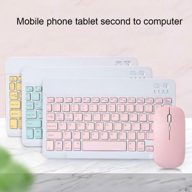 Wireless Bluetooth Full Size Virtual Laser Keyboard Mouse For Iphone Ipad For Sale Ebay