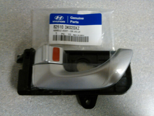 GENUINE OE 2005-2008 Hyundai Sonata INSIDE DOOR HANDLE LH FRT 82610-3K020-XZ