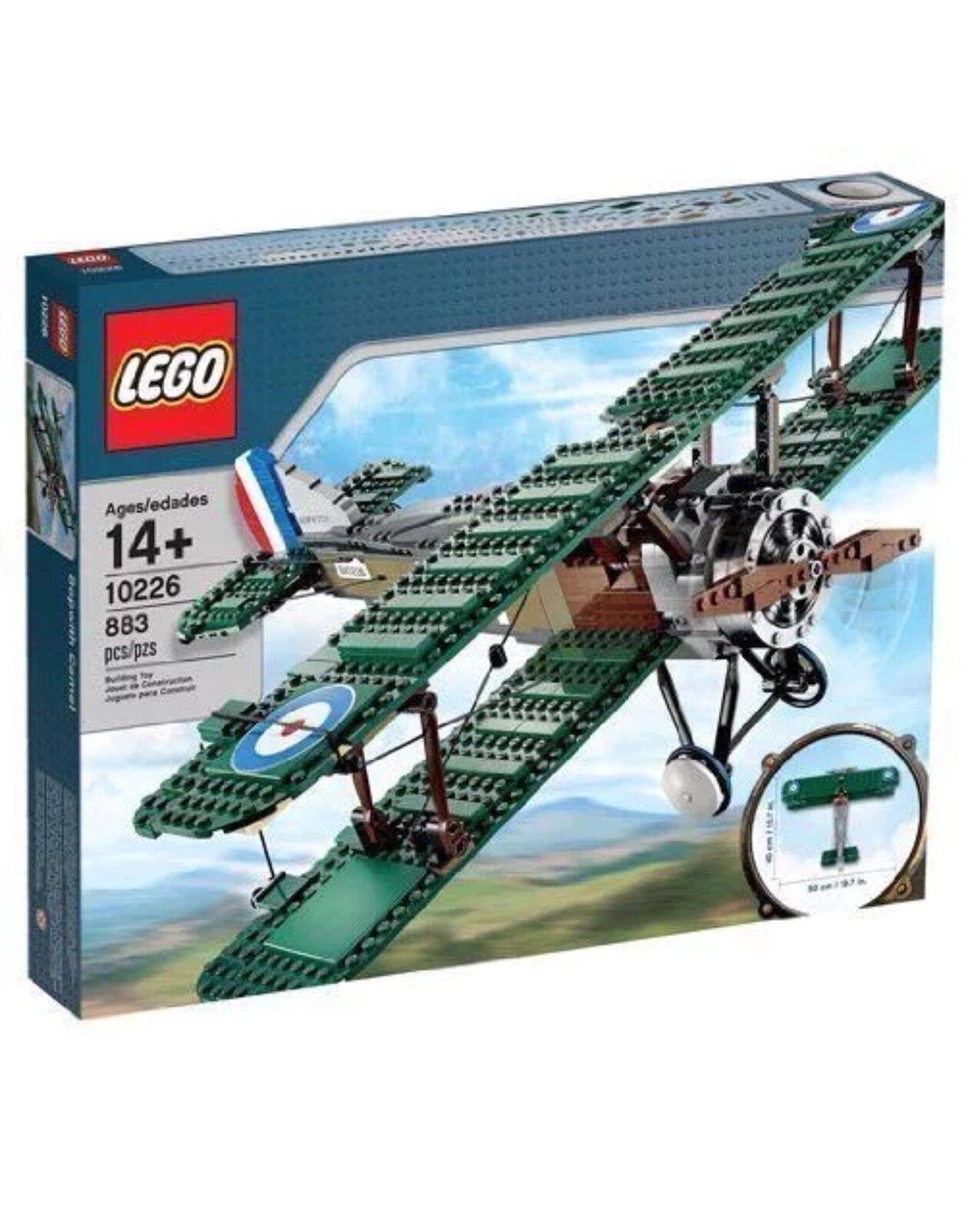 Lego Creator 10226 Sopwith Camel Nuevo Sellado retirado