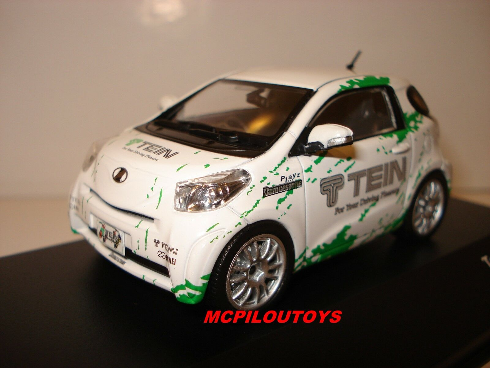 J COLLECTION JC302 TOYOTA DYED IQ VERSION 2011 au 1 43°