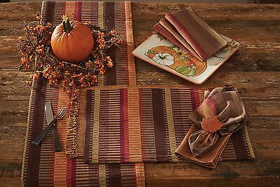 Placemat - Falling for Fall by Park Designs - Autumn Thanksgiving