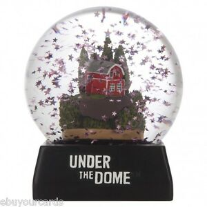 Under-the-Dome-Snow-Globe-Limited-Collector-039-s-Edition-NOT-DVD-Stephen-King-Prop