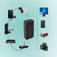 Hd Game Video Capture 1080p Hdmi/ypbpr Gaming Recorder For Ps3 Ps4 Xbox One Live