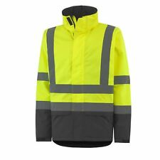 Helly Hansen Mens Adult Workwear Alta High Vis Jacket Coat Insulated 76196