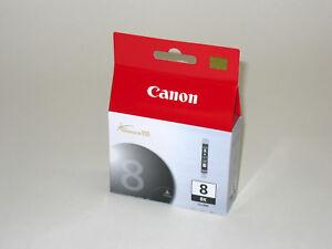 Genuine-Canon-CLI-8-black-ink-CLI8-MP950-MP960-MP970-MX850-Pro9000-Mark-II-PIXMA