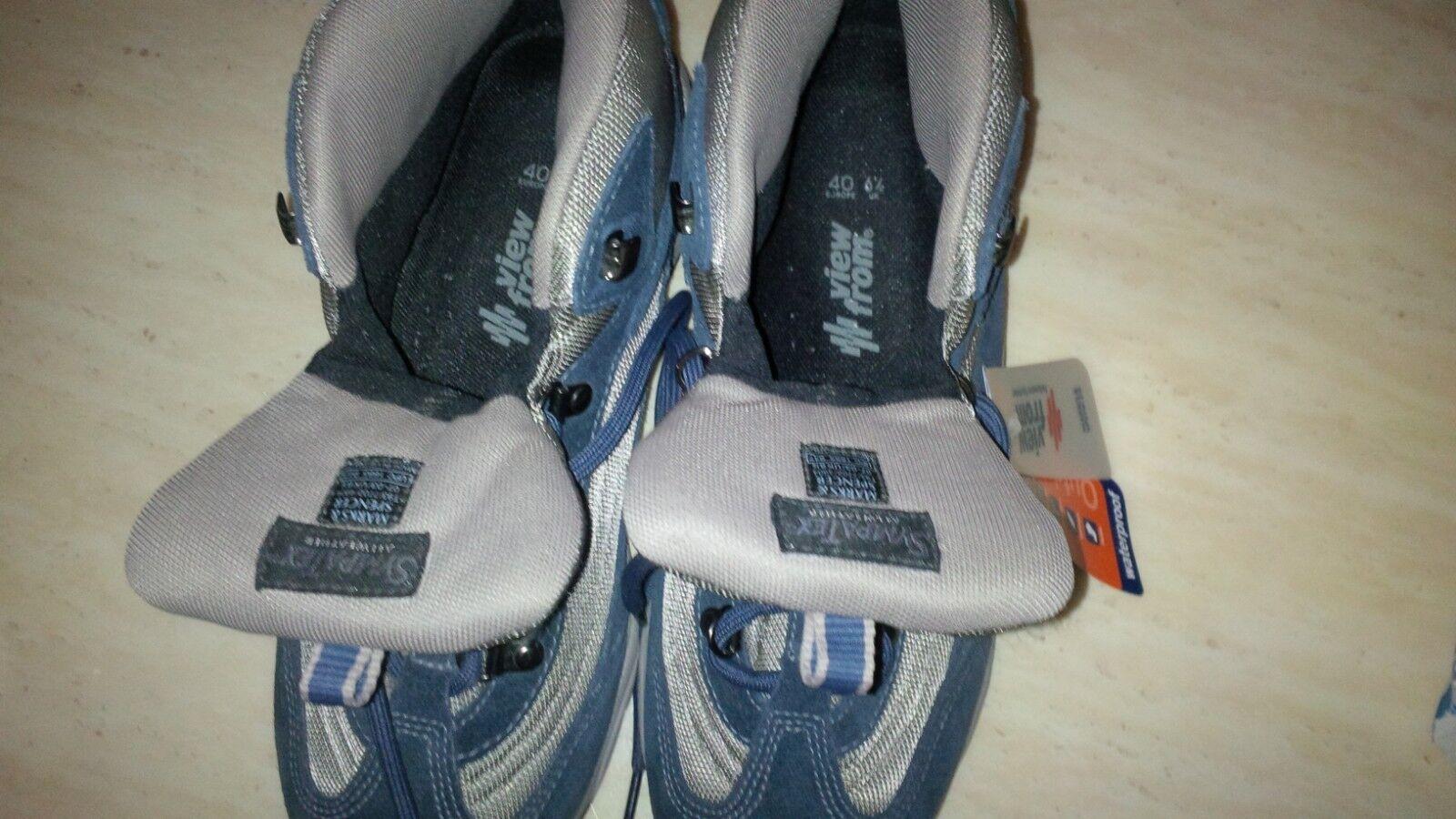 Waterproof walking  Hiking unisex boots  size 6..5 UK FREE POST GREAT GIFT