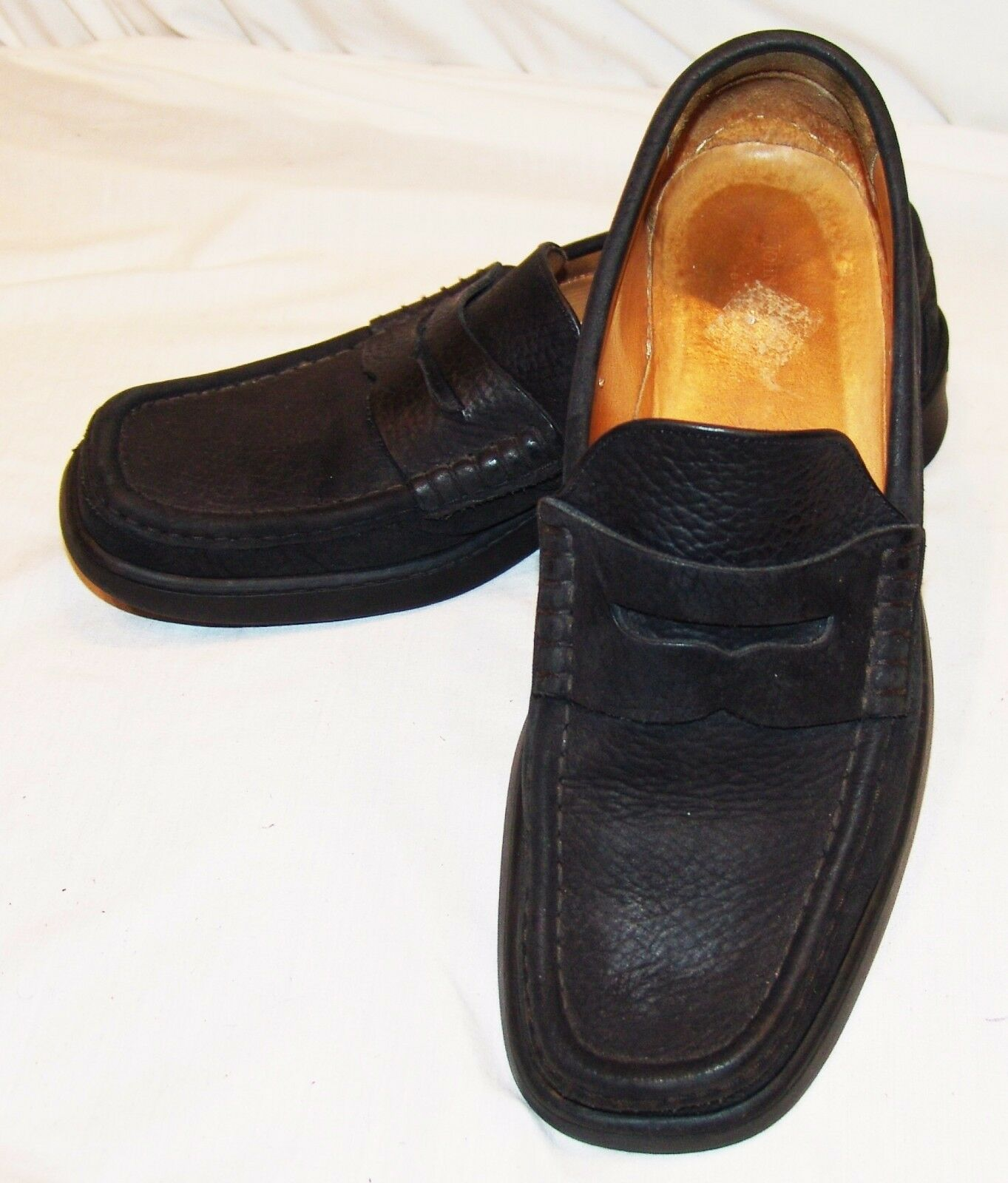 Johnson Loafers and Murphy Mens Penny Loafers Johnson 10M 10 M mens Shoes Casual 1ca39f
