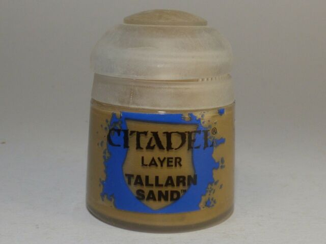 Citadel Layer - Tallarn Sand - 12 ml - Acrylfarben auf Wasserbasis