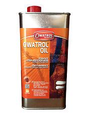 Owatrol Öl Kriechöl Rostschutz Holzschutz 1 Liter Kanister mit Verschlus 1,0L