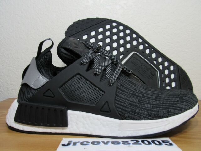 afdb523c7 DS Adidas NMD XR1 PK Sz 8.5 100% Authentic Black PrimeKnit Yeezy S77195