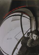 Plakat -  Bauhaus - Bauhäusler mit der Kamera - Marianne Brandt - Selbstporträt