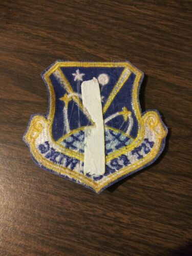 """US Air Force 1st Space Wing 3.5/"""" x 3.5/"""" Patch"""