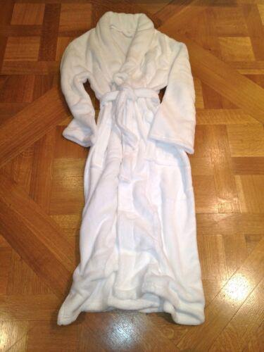 PLUSH MEN/'S Spa Bath Robe SOFT 2 Large pockets /& waist tie *NEW* GREAT GIFT
