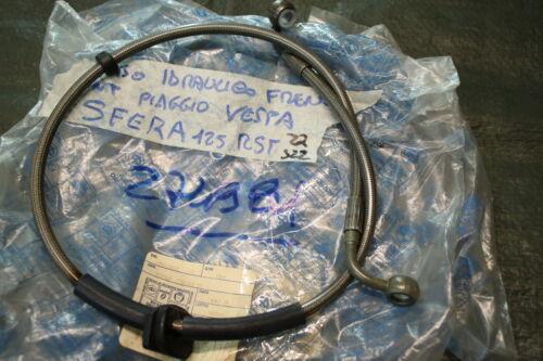 Piaggio Sfera 125 RST ZAPM01 Bremsleitung 274981 Stahlflex Tubo Freno S22