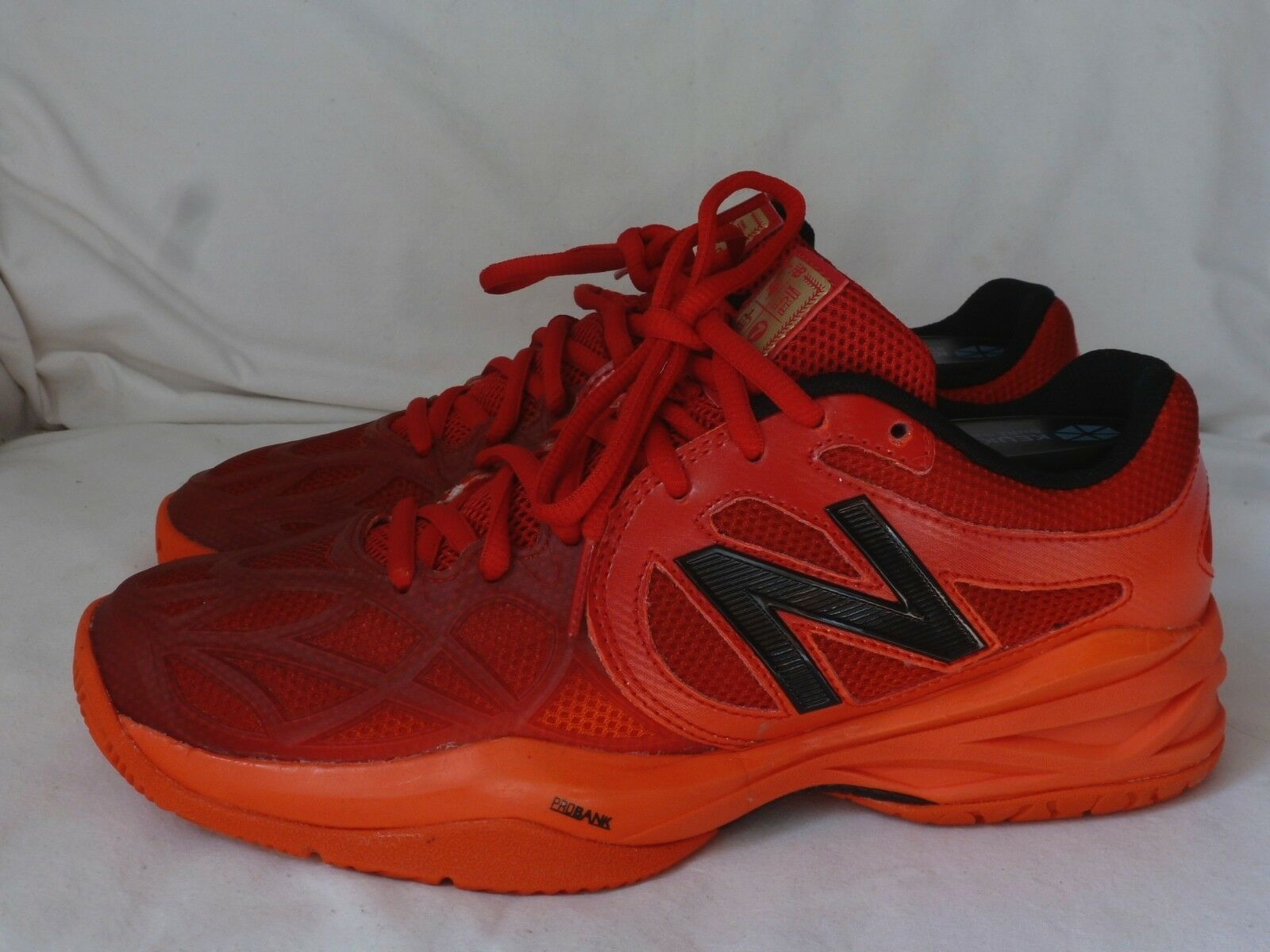 New Balance 996 Limited Edition 2014 French Open Roland Garros schuhe Größe 7.5