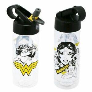 Wonder Woman 25 Oz Tritan Water Bottle 707226870911 Ebay