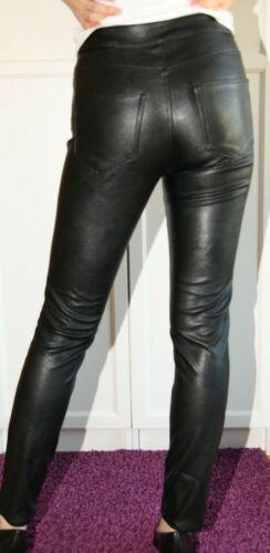 46 piel de imitación! 38 Nuevo h/&m 5-Pocket Lederhose talla 34 40 44 36