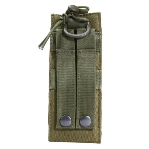 Tactical Molle Pouch Waist Pack Outdoor Hiking Camp Hunting Attached Tool Bags