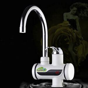 Digital-LED-Display-Armaturen-Einhandmischer-Wasserhahn-Badezimmer-Kuechearmatur