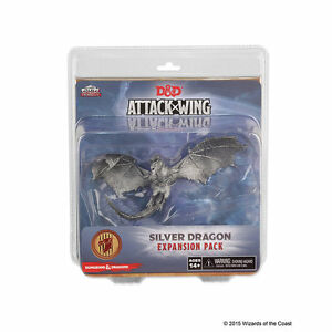 Silver Dragon - Dungeons & Dragons Attack Wing